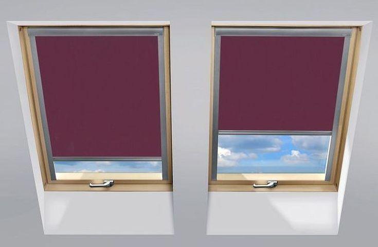 FAKRO ARF II Roleta zatemňující pro střešní okno 07 78 x 140 cm