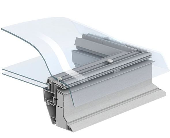 VELUX CFP 0073 90 x 120 Akrylátová kopule střešní světlík
