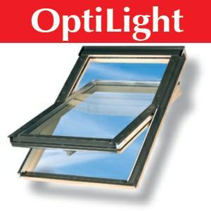 Střešní okno OPTILIGHT VB Dřevěné 78 x 140 cm